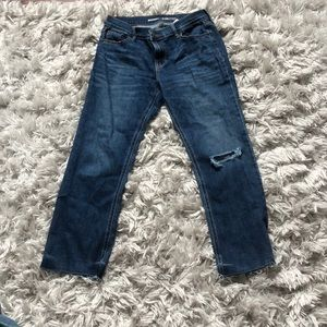 Old Navy flare jeans